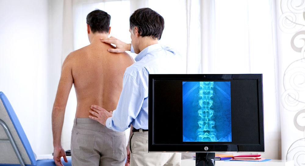 Ist ein Nerv eingeklemmt, ist der Orthopäde die richtige Anlaufstelle