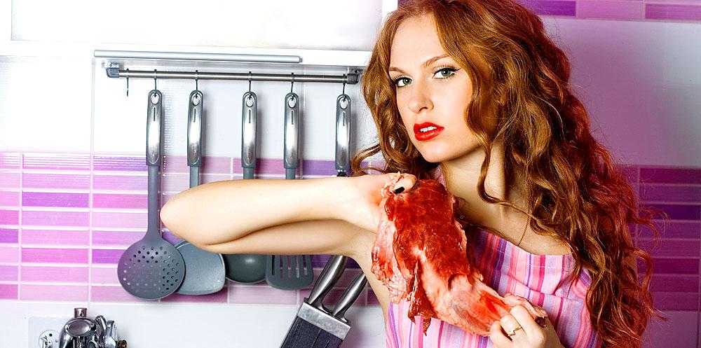 Macht rotes Fleisch wirklich dümmer?
